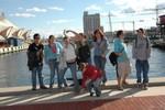 Highlight for Album: Baltimore Inner Harbor - 10/20/06