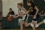 Highlight for Album: STJ Freshmen Girls Basketball vs. Essex - 12/7/05